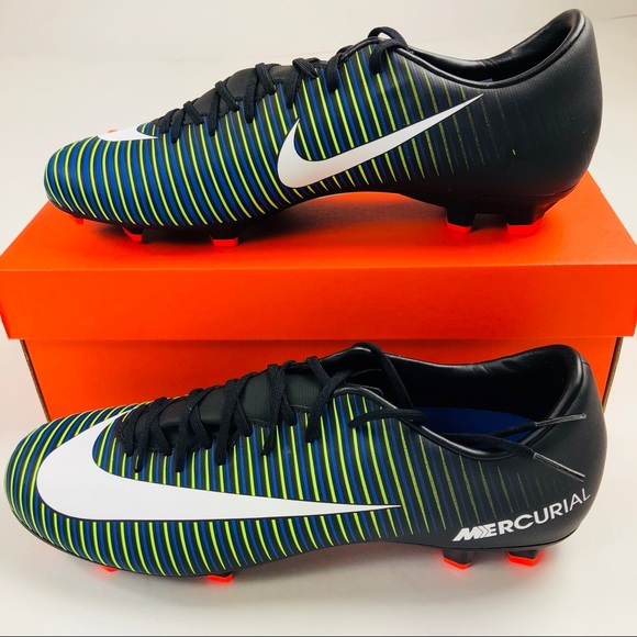 new concept 69df2 316d0 Nike Mercurial Victory VI FG Soccer Cleats Shoes